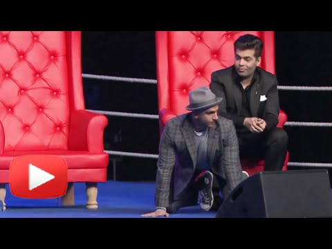 AIB KNOCKOUT | Ranveer Singh, Arjun Kapoor, Karan Johar In Legal Battle