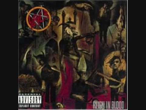 Slayer - Raining Blood