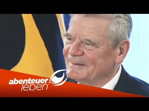 Das Leben des Bundespräsidenten Joachim Gauck || Abenteuer Leben || kabel eins