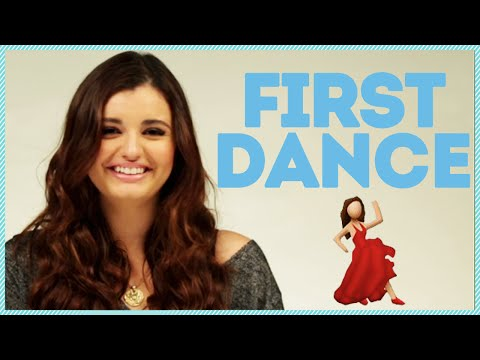 FIRST HIGH SCHOOL DANCE w/ Rebecca Black?