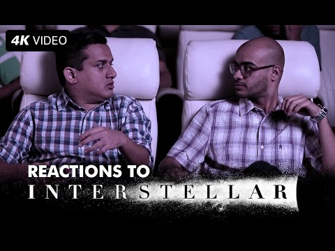 Reactions To Interstellar