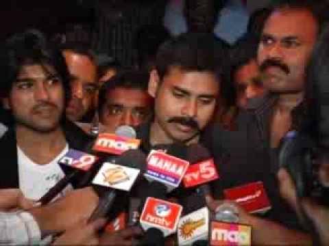 Film News - Chiranjeevi Pawan Kalyan and Public Response For Ram Charan Tej Kajal Agarwal Magadheera Release