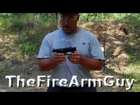 Walther P22 Shooting and Review - TheFireArmGuy