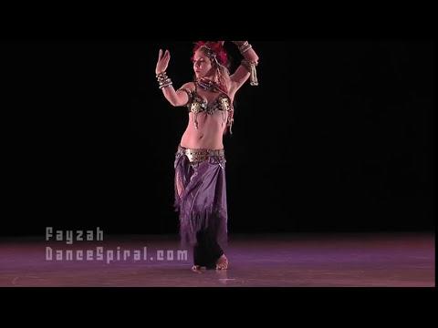 Fayzah :: Tribal Fusion Bellydance improvisation - WorldDanceNewYork.com