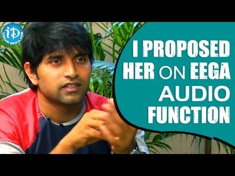 I Proposed Her On Eega Audio Function - Choreographer Jani Master || Talking Movies With iDream thumbnail