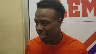 TigerNet: Travis Etienne post The Citadel