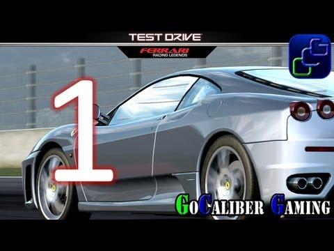 Racing Legends Walkthrough - Part 1 - FreeLance Driver. Chapter 1