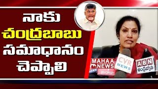 BJP Purandeswari Questions To AP CM Chandrababu Naidu