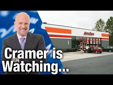 Ahead of O'Reilly Automotive Analyst Meeting, Buy AutoZone Says Jim Cramer