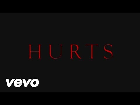Hurts - The road