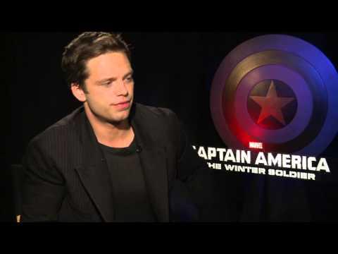 Captain America: The Winter Soldier: Sebastian Stan
