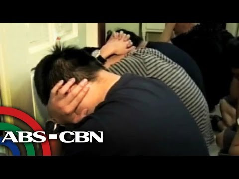 42 foreigners arrested in Pampanga for telecom fraud