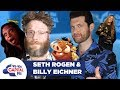 Seth Rogen & Billy Eichner On The Lion King, Beyoncé And Meghan Markle 🦁 | FULL INTERVIEW | Capital