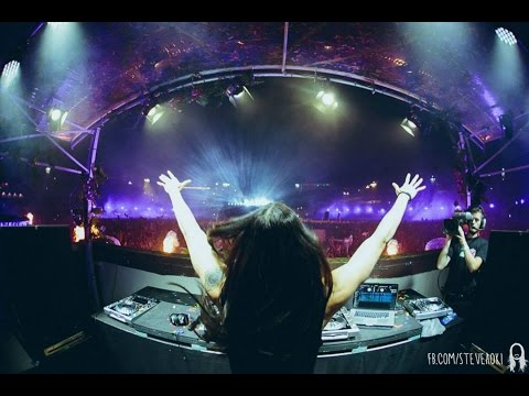 Steve Aoki Live At Tomorrowland 2014 - Main Stage Set video