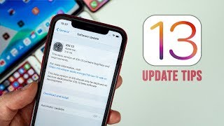 How to Update to iOS 13 - Tips Before Installing!