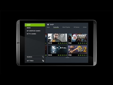 NVIDIA SHIELD Tablet (with controller) International Giveaway