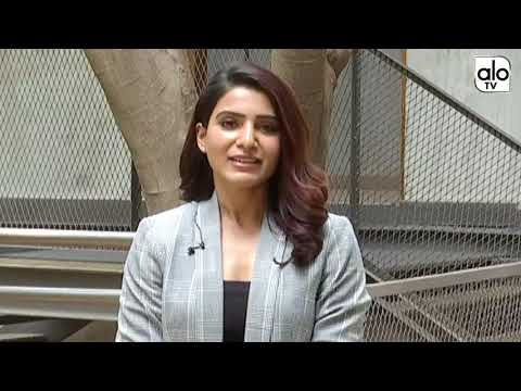 Actress Samantha About U Turn Movie | Tollywood Latest Updates | Naga Chaitanya | Alo TV Channel