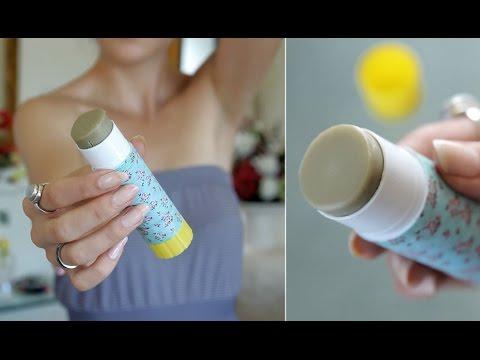 Natural Deodorant Recipe