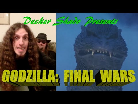 Godzilla Final Wars Review