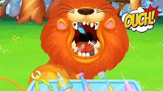 Play Fun Jungle Animal Care Kids Game - Let's Take Care The Jungle Forest And The Cute Animals