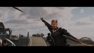 Black Panther International Trailer | Chadwick Boseman, Lupita Nyong'o, Danai Gurira