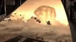 Call of Duty 4 - Jackson death scene