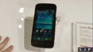 Huawei Ascend P1 LTE Hands On