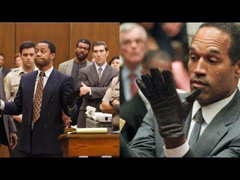 Real Life OJ Trial vs 'People vs OJ Simpson' - Comparison