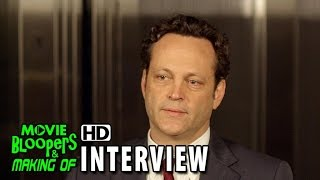 Unfinished Business (2015) Behind The Scenes Movie Interview - Vince Vaughn (Dan Trukman)