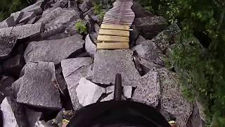 Mountain biking Millstone Trails