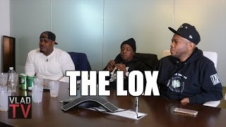 The Lox on Drake & Kanye Having Ghostwriters, Not Being Top Lyricists