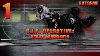 CIA Operative: Solo Missions - 1080p60 HD Walkthrough (Extreme) Mission 1 - Enrico Salvatore