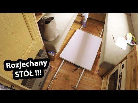 Stół Z Powyłamywanymi Nogami :-) ... Szwajcaria I Francja (Vlog #192)