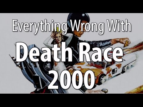 Everything Wrong With Death Race 2000 In 14 Minutes Or Less video