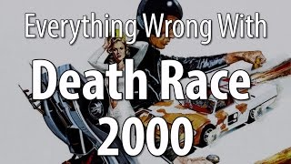 download lagu Everything Wrong With Death Race 2000 In 14 Minutes gratis