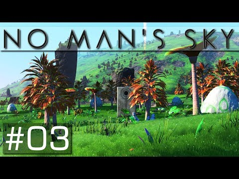NO MAN'S SKY | #03 | Anderes System, gefährliche Tiere | Let's Play NMS