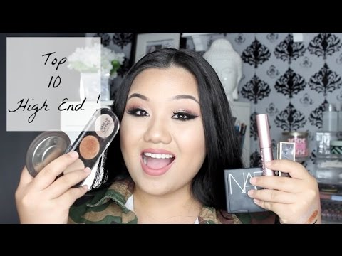 My 10 Holy Grail High End Beauty Products | Meimeimakeup