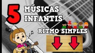 download musica 5 MÚSICAS NO VIOLÃO INFANTIS - RITMO FÁCIL PARA INICIANTES