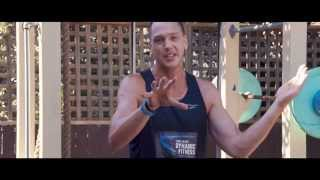 Luke Heath Fitness Host Showreel