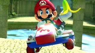 Mario Kart 8 Deluxe - 200cc Mushroom Cup (3 Star Ranking)