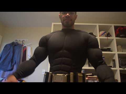 Flex Design Muscle suit Review!