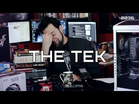 The Tek 0036: UN vs. USA for Control of the Internet