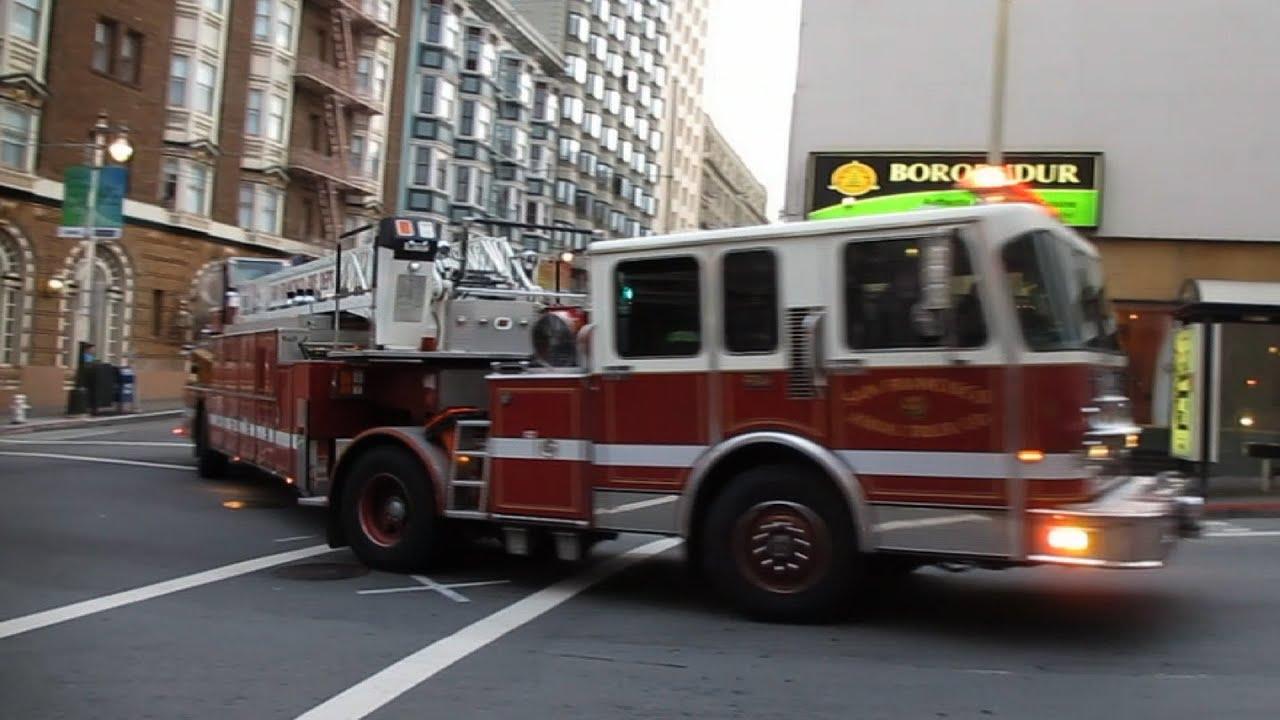 san francisco fire department   jones st  u0026 post st san