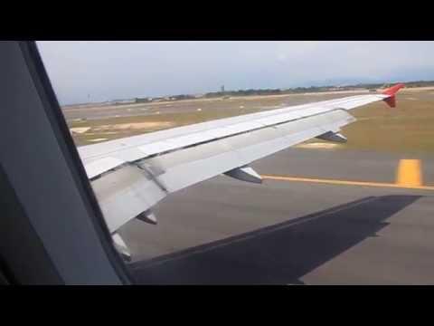 AirAsia AK 881 DMK - KUL (KLIA2) Landing