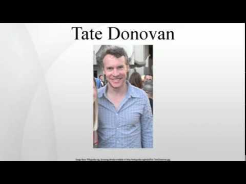 Tate Donovan