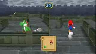 Mario Party 9 - Every Bowser Jr. Minigame