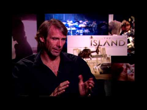 The Island: Michel Bay Interview