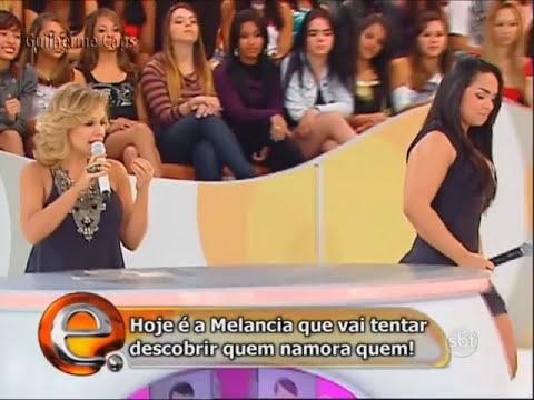 Andressa Soares - Mulher Melancia - Eliana - SBT - Rebolando