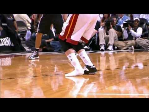 Mike Miller's 3-pointer with one shoe!