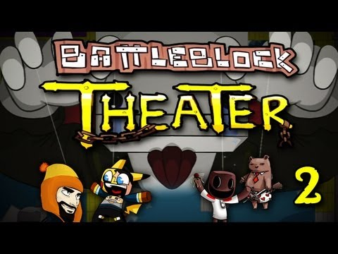 Bro Battle Theater: w/ Gassy & Friends #2